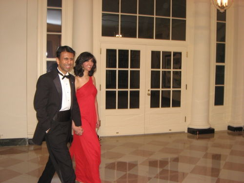 Gov.First.Lady.Jindal.Louisiana.Governors.Ball.2009