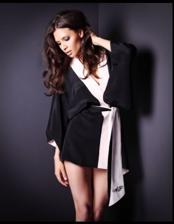 Agent.Provocateur.Kiki.kimono