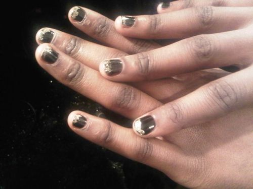 Yigal.Azrouel.Herieta.butter.London.nails