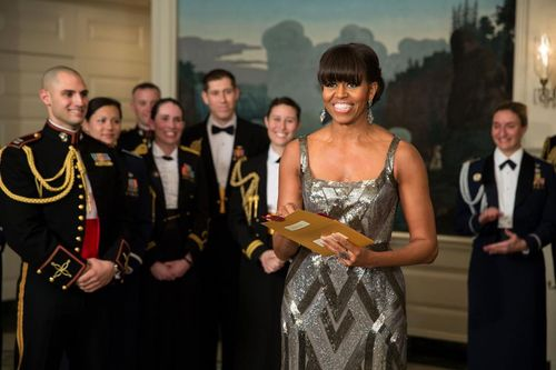 55.Oscars.Michelle.Obama.announcing.Best.Picture.Official.WH.Photo