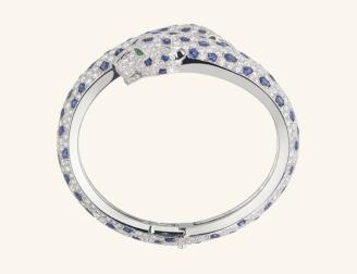 Panthère de Cartier bracelet by Cartier