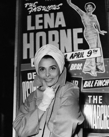 Lena Horne: The Lady, The Music, The Legend. Dies Aged 92